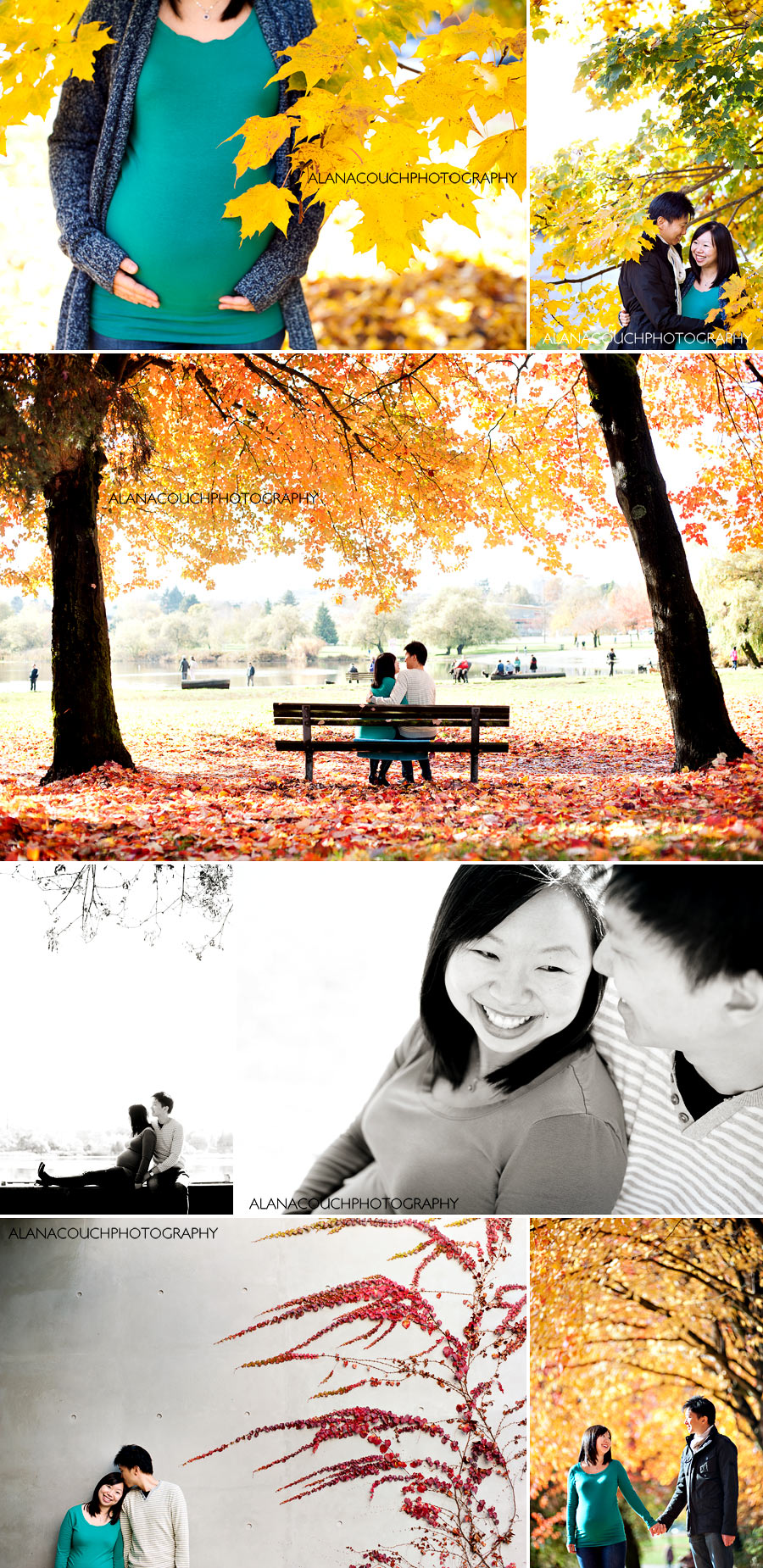 maternity-fall-leaves-vancouver-alana-couch-vibrant-colours