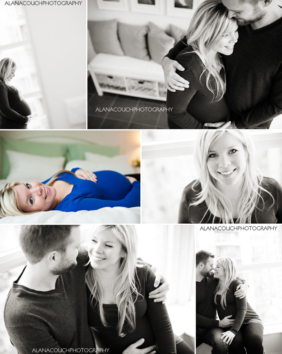 maternity-indoors-winter-natural-black-and-white-vancouver-yaletown